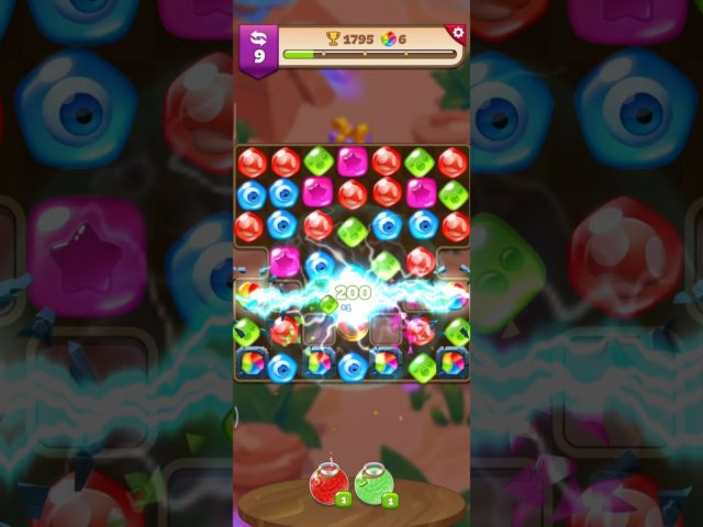 Charms of the Witch 💎 Level 163 ⭐ 2021 magic mystery match 3 games no Booster Android Gameplay ✅