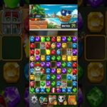 Jewel Chaser 💎 Level 256 ⭐⭐⭐ 2021 – Jewels & Gems Match 3 Puzzle no Booster 👑 Android Gameplay ✅